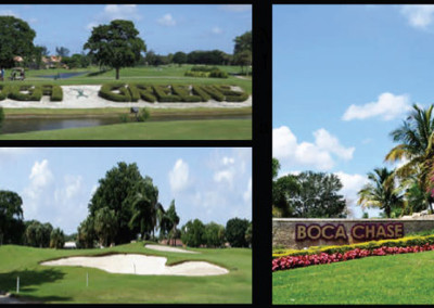 Boca Chase – Boca Greens, Palm Beach County FL