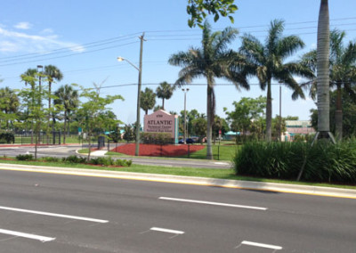 City of Coconut Creek Parkway from Banks Road to Florida Turnpike