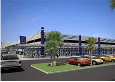 Canaveral Port Authority Cruise Terminal 6