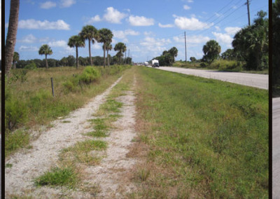FDOT District 4 Orange Avenue Shoulder Widening