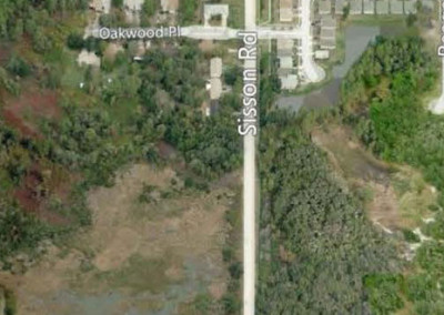 Sisson Road Water Main Extension