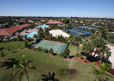 Aztec RV Resort Clubhouse, Broward County FL