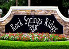 Rock Springs Ridge