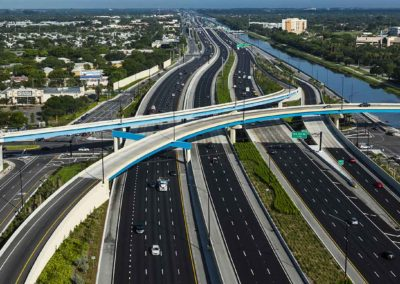 FDOT District 4 I-95 Express Lanes Sub to HNTB