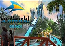 Infinity Falls SeaWorld Orlando