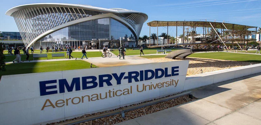 Embry Riddle Aeronautical University, Mori Hosseini Student Union