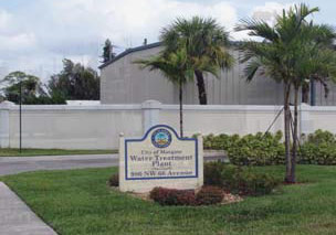 City of Margate – Wastewater Treatment Facility