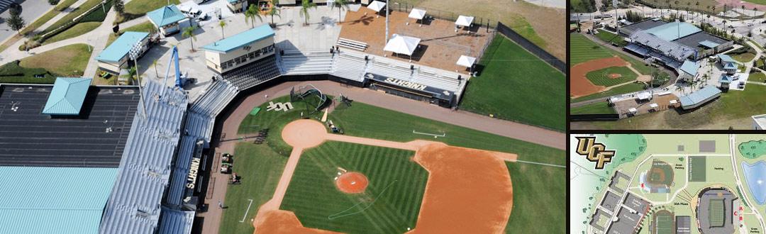UCF Baseball  Stadium Expansion