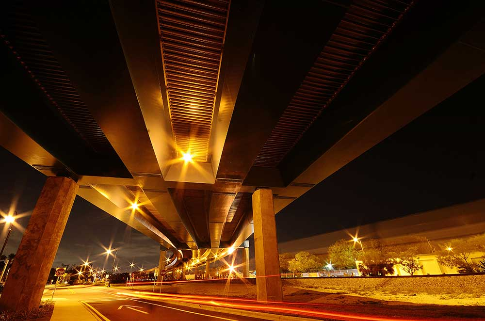 FDOT District 4 Dixie Highway Flyover Bridge