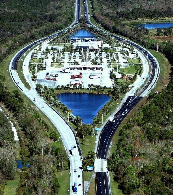 Florida Turnpike Enterprise Resurface and Roadside Improvements MP 178.3 to MP 190.5