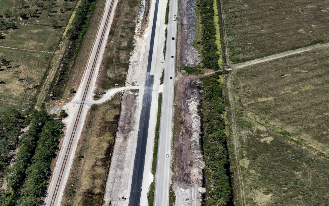 FDOT District 4 SR 710 Warfield Boulevard from East of Kanner Highway to Martin/Palm Beach County Line