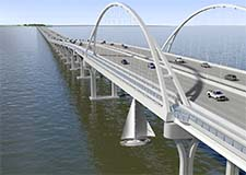 FDOT District 3 Pensacola Bay Bridge Design Build