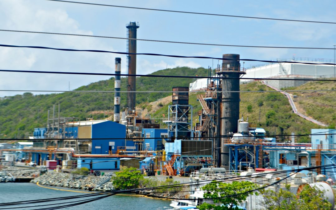 US Virgin Islands Water and Power Authority