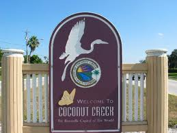 City of Coconut Creek, Lyons Road, Pedestrian Lighting and Safety Improvements