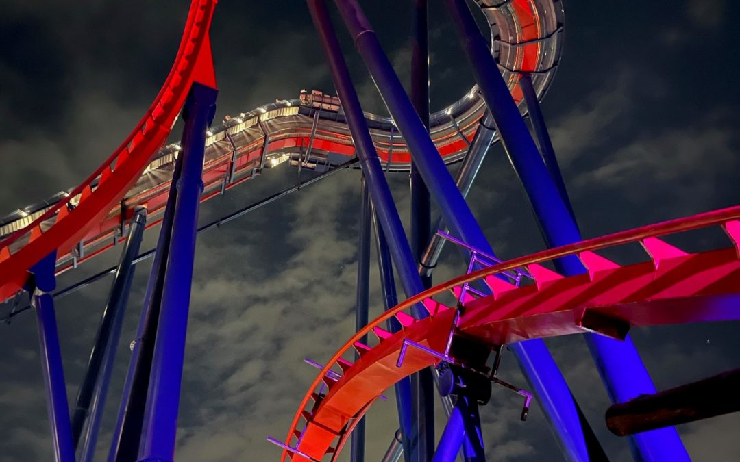 Tampa Busch Gardens, SheiKra Roller Coaster
